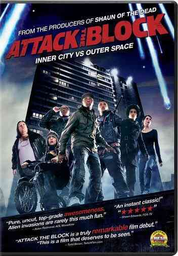 ATTACK THE BLOCK BY BOYEGA,JOHN (DVD)