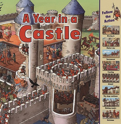 A Year in a Castle By Coombs, Rachel